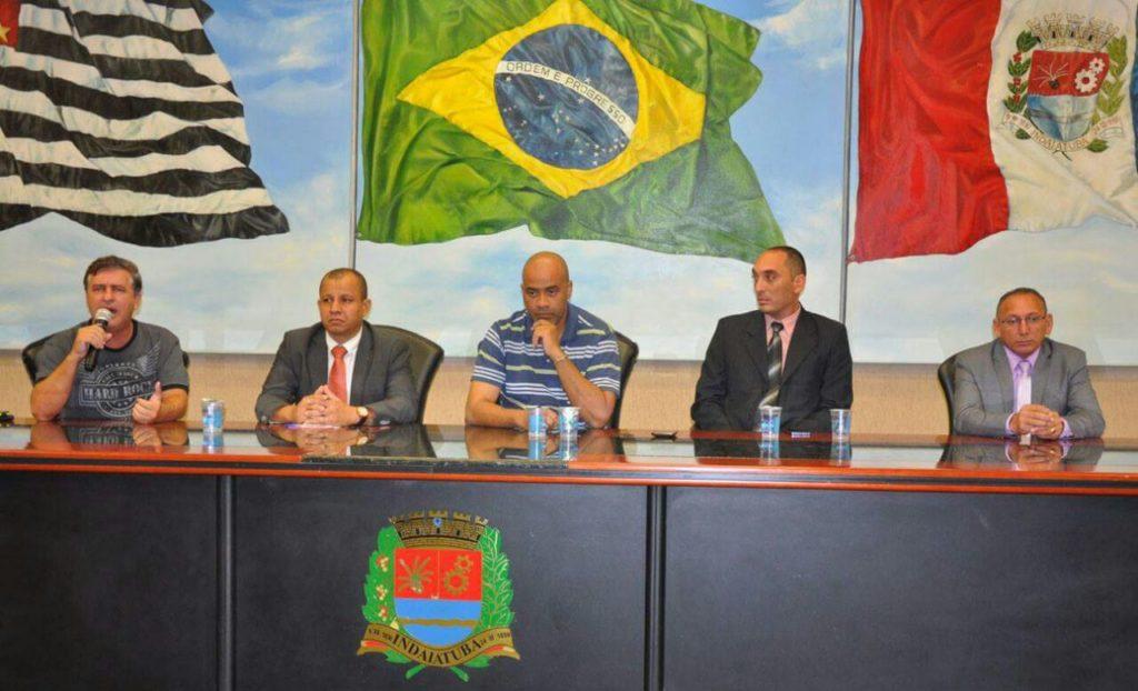 reunião condutores de ambulância - Alexandre Peres