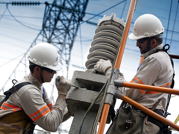 Curso de Eletricista - CPFL