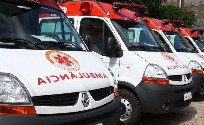Ambulâncias - Indaiatuba
