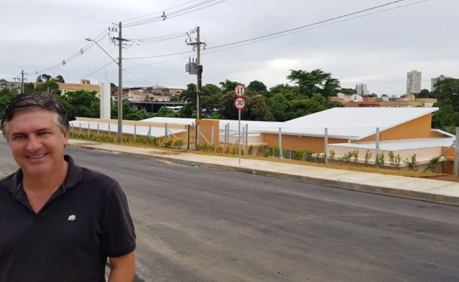Centro Dia e Permanência de Idosos José Theodoro Dias